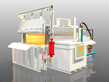 3D Schaefer Furnace Outside